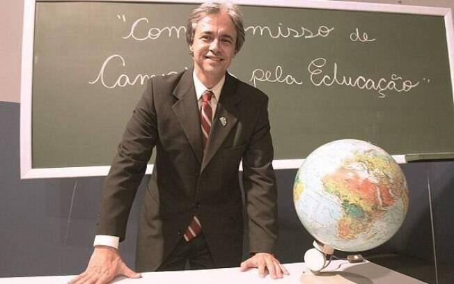 Mozart Neves, diretor do Instituto Ayrton Senna, era cotado a assumir cargo de ministro da Educação