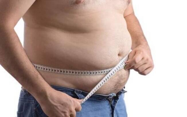Gordura abdominal é um problema