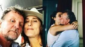 Paola Carosella anuncia fim de casamento com irlandês