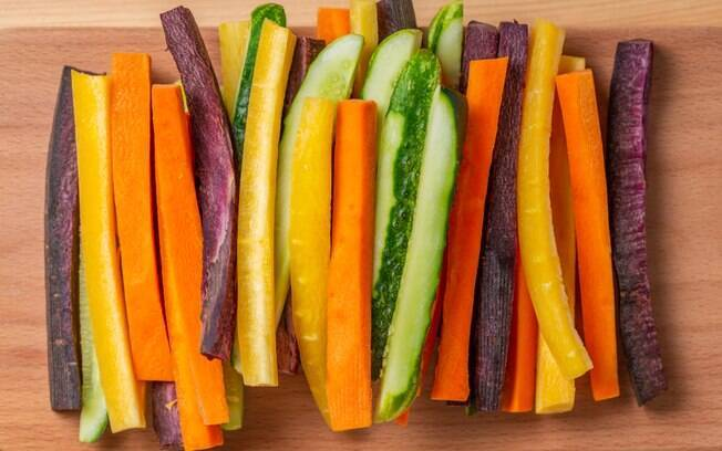 Corte de legumes pont-neuf