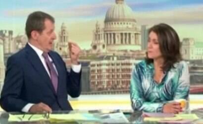 Jornalista anuncia morte de Elizabeth II por engano; assista