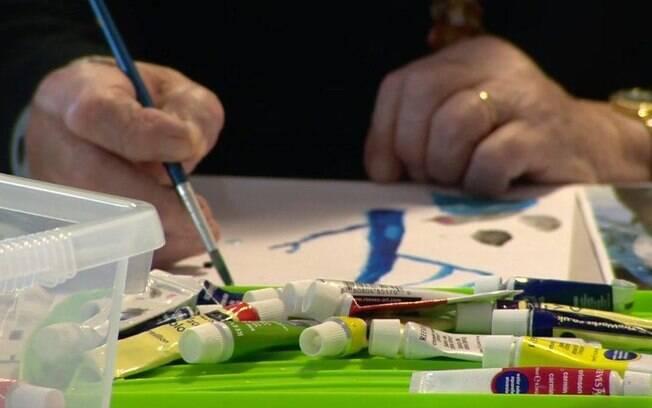 Pesquisa aponta diferenças nas pinceladas de artistas que tiveram doenças neurológicas como Parkinson e Alzheimer