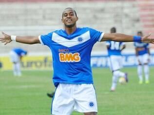 Pedro Paulo chegou a integrar o grupo profissional do Cruzeiro em 2012, mas não conseguiu conquista espaço