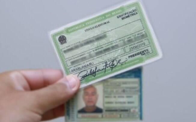 Confira os documentos necessários na hora da votação