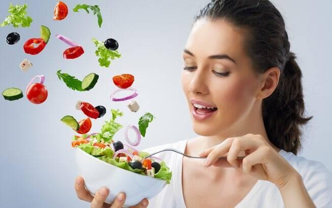 Pense todos os dias na alimentação para criar novos hábitos saudáveis e evitar deslizes