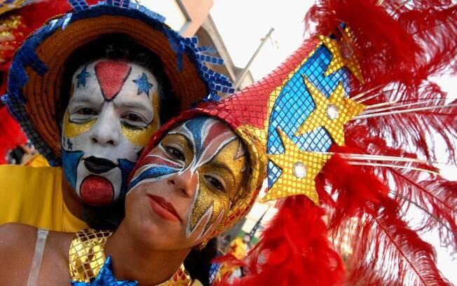 Montevidéu tem 40 dias de desfiles de Uruguai