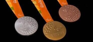 Confira o quadro de medalhas completo da Paralimpíada do Rio de Janeiro