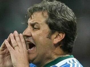 Treinador celebrou avanço na Copa do Brasil