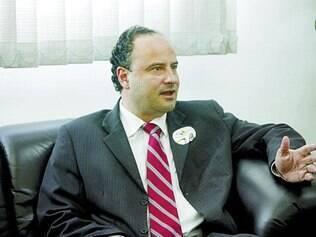 Crítica. Para o presidente da OAB em Minas, Luís Cláudio Chaves, projeto de lei apresentado é ilegal