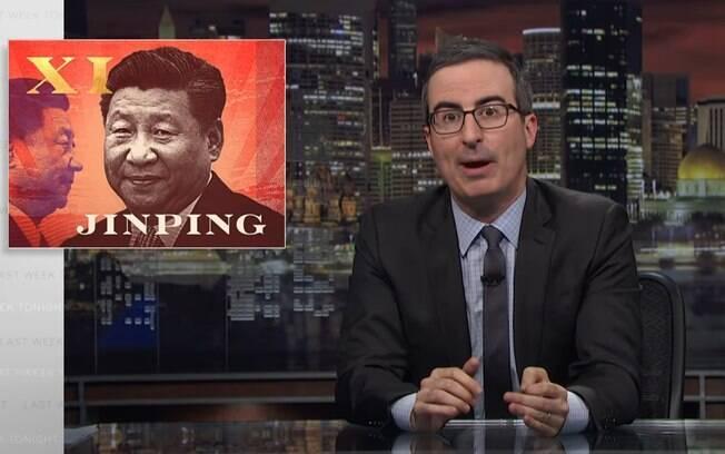 HBO é bloqueada na China