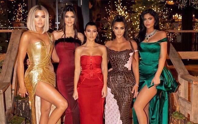 Relembre quem sãos os herdeiros da família kardashian