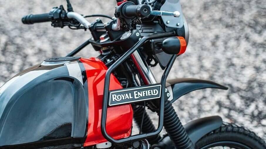 Royal Enfield deve aumentar sua linha de modelos com certo apelo aventureiro, inclusive no Brasil
