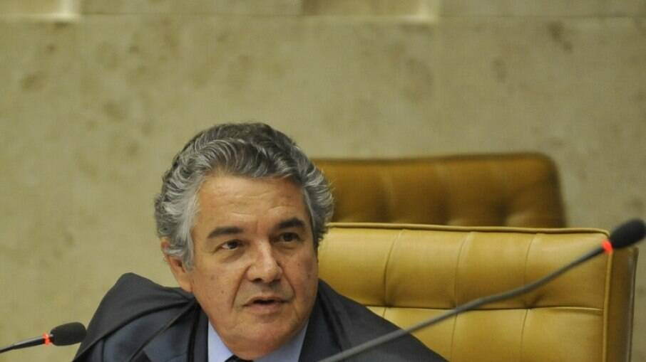 Ministro do Supremo Tribunal Federal (STF), Marco Aurélio Mello