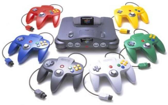 O Nintendo 64 ainda é muito popular hoje em dia.