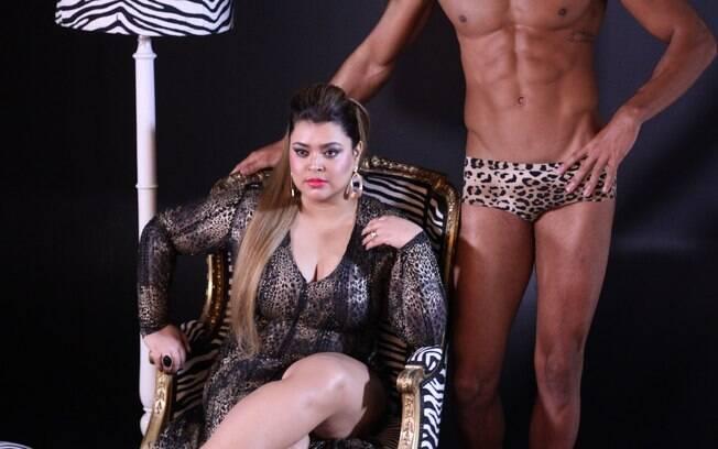 Preta Gil grava clipe no Rio de Janeiro com direção de Fernando Torquatto