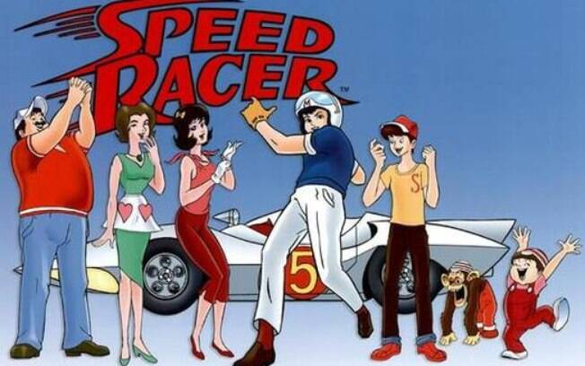 Speed Racer: uma das animações que mais fizeram sucesso depois ganhou forma de filme