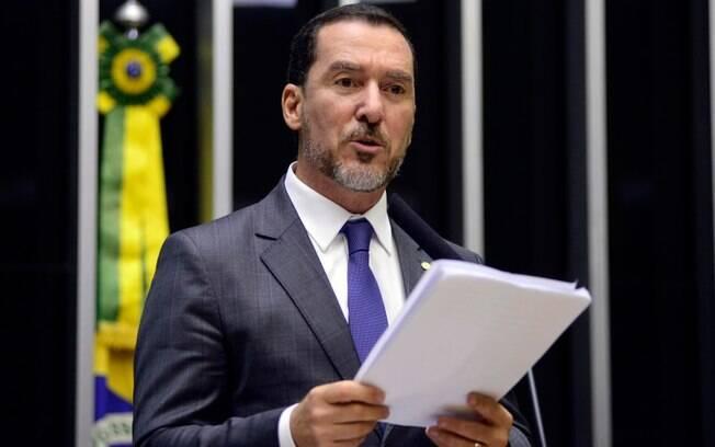 O deputado Vinicius Carvalho (SP) é indicado do PRB para a comissão do impeachment.. Foto: Gustavo Lima/ Câmara dos Deputados - 03.09.2015