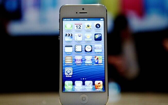 iPhone 5 gera demanda maior por displays de LCD