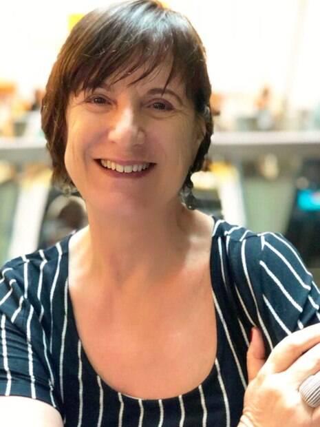 Tânia Vertemati Secches, médica especialista em pediatria e genética