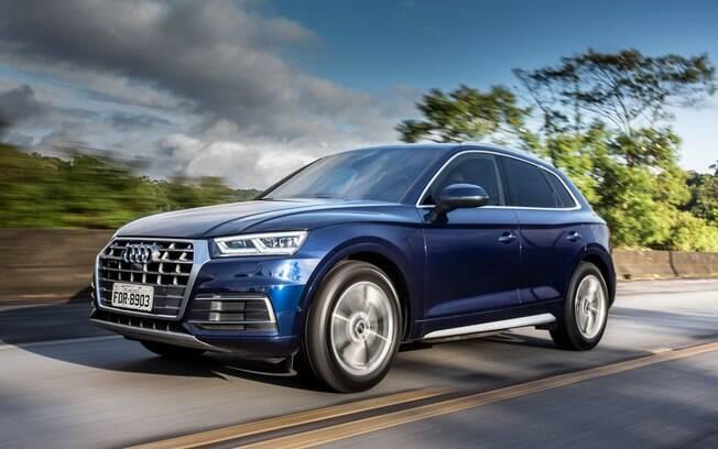 Audi Q5 Security: um dos únicos SUVs blindados direto de fábrica no Brasil promete alto índice de confiabilidade