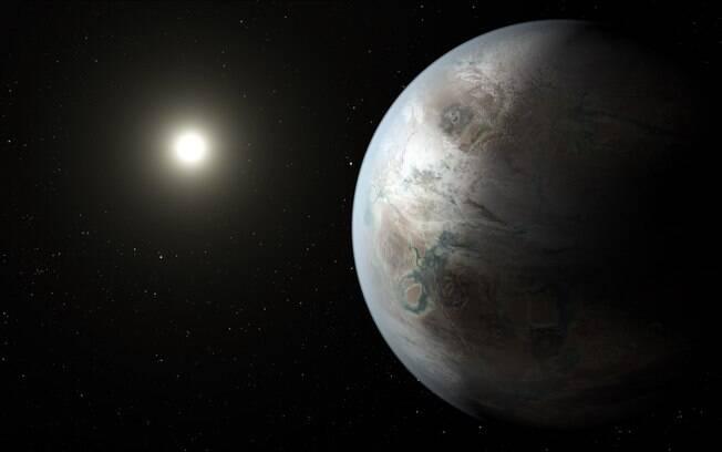 Tamanho de planeta é muito parecido com a Terra e seu sistema solar é extremamente similar