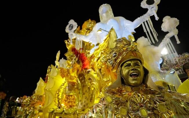 Viradouro é a campeã do Carnaval do Rio de Janeiro 2020