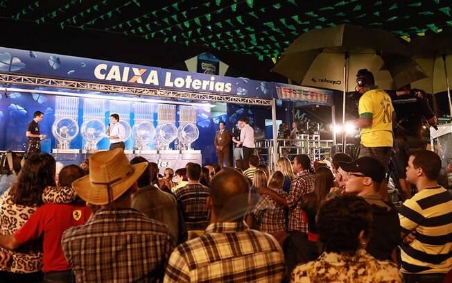Caixa tem outras nove loterias além da Mega-Sena, entre elas a Quina, que sorteia o maior prêmio na festa de São João