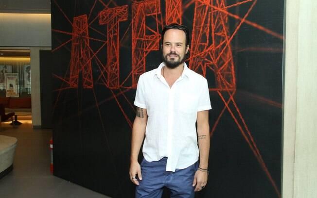 Paulo Vilhena nesta sexta-feira (10)