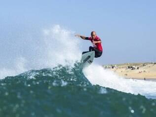 Na etapa de Portugal, surfista prevê equipamentos quebrados e a necessidade de contar com um material extra