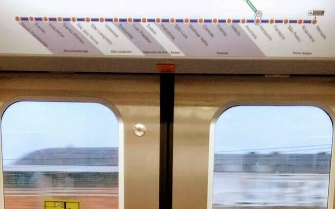 Tarifa da Trensurb aumenta de R$ 1,70 para R$ 3,30 a partir deste sábado em Porto Alegre; entenda o reajuste