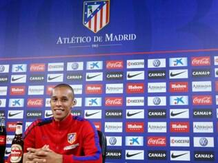 Miranda disse que Atlético de Madrid está acostumado aos jogos grandes