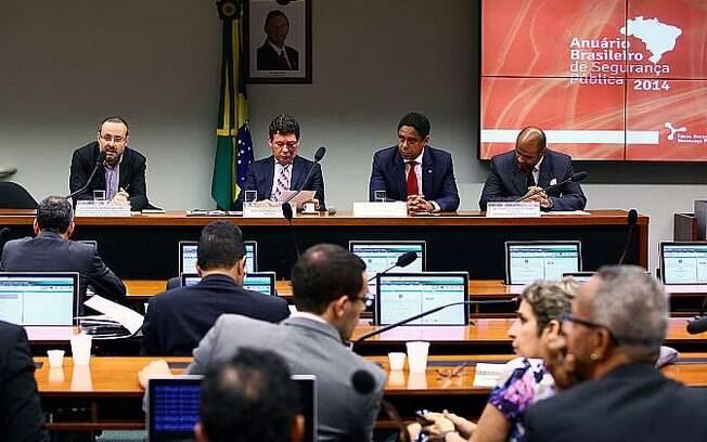 Comissão da Câmara realizou audiência para discutir as pesquisas sobre violência no País