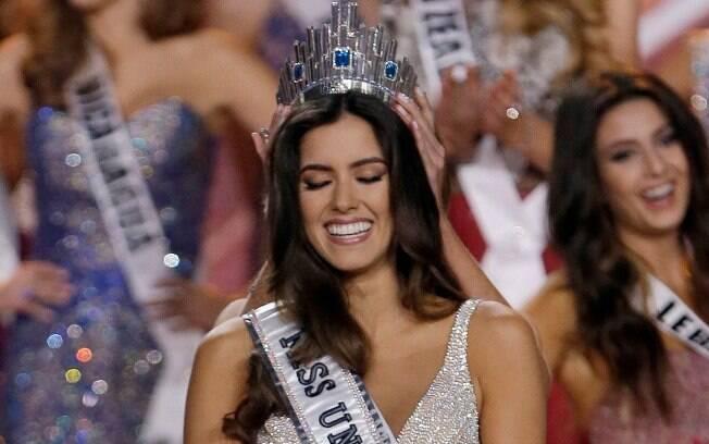 Paulina Vega é eleita Miss Universo. Foto: AP