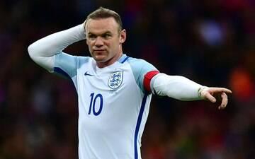Atacante Wayne Rooney revela quando se aposentará da seleção da Inglaterra