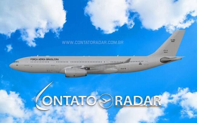 Força Aérea Brasileira poderá receber aeronaves Airbus A330
