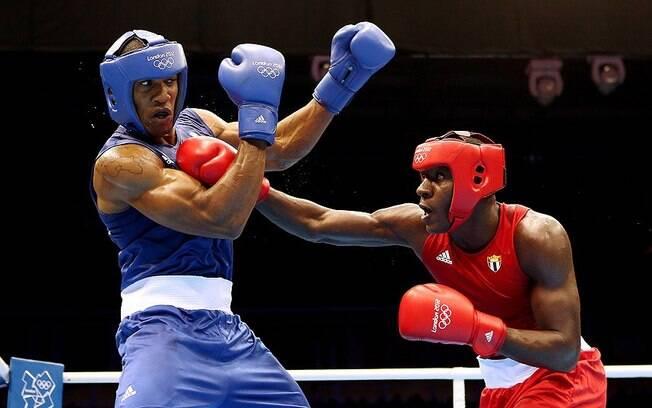 Boxe Olimpíadas