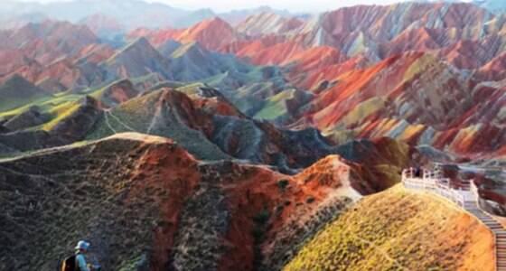 As 10 paisagens mais incríveis do mundo