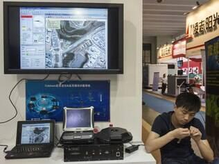 Feira de tecnologias de monitoramento e segurança na China: mercado aquecido