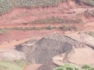 Ministério Público quer acabar com a mineração em áreas de preservação ambiental nas serras da Piedade e da Canastra.