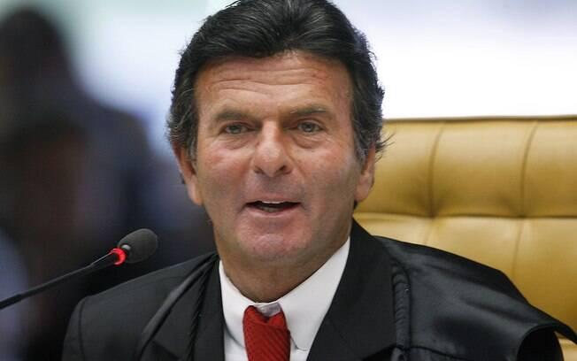 Luiz Fux foi o primeiro ministro do Supremo Tribunal Federal indicado pela ex-presidente Dilma Rousseff