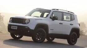 Jeep Renegade tem descontos de até R$ 7 mil em modelos