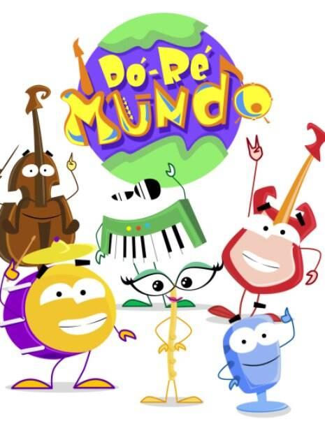 Dó-Ré-Mundo estreia no PlayKids