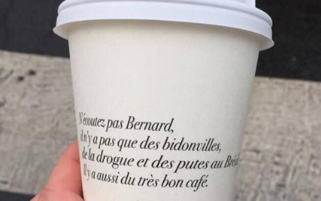 Rede de cafeterias  Bagelstein lamenta no Twitter pela