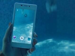 Sony divulga novo aparelho à prova d´água