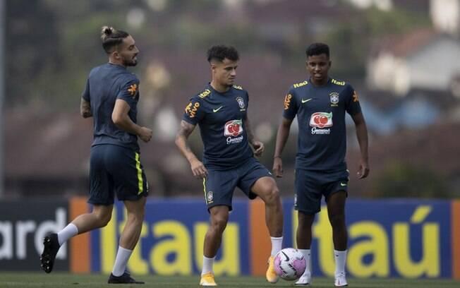 Pela primeira vez, Brasil faz estreia nas Eliminatórias como mandante