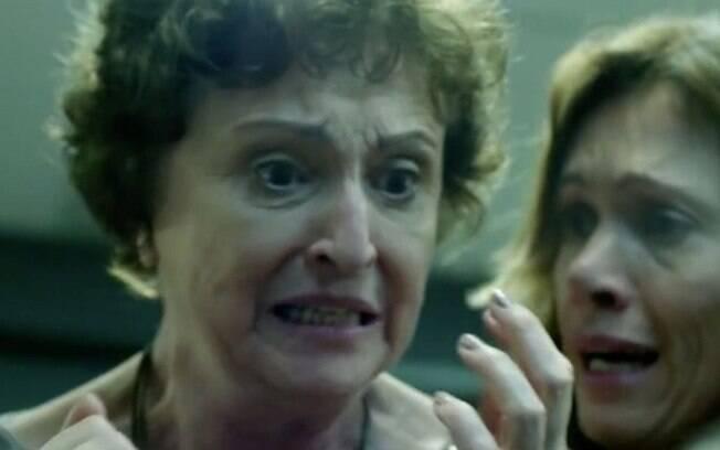 """Verdades Secretas: Angel se envolve em acidente e é desmascarada pela avó: """"Prostituta assassina?"""""""