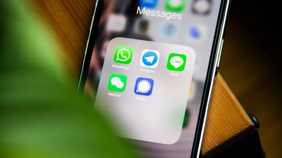 Aplicativo de mensagens Signal é banido da China