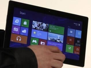 Surface gerou tensão entre Microsoft e fabricantes de computadores