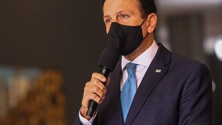 João Doria, governador do estado de São Paulo
