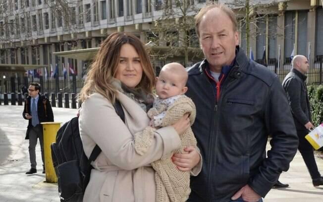 Segundo o avô, bebê terrorista só  é culpado por envolvimento em sabotagem de suas fraldas explosivas